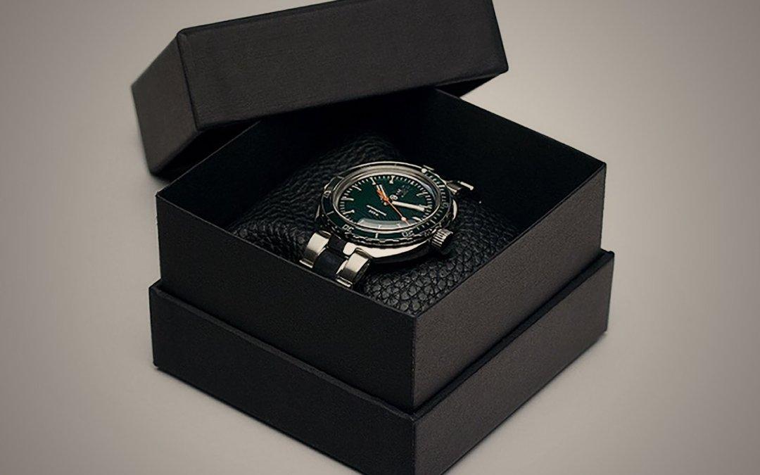 Những mẫu hộp giấy đựng đồng hồ cao cấp, giá rẻ
