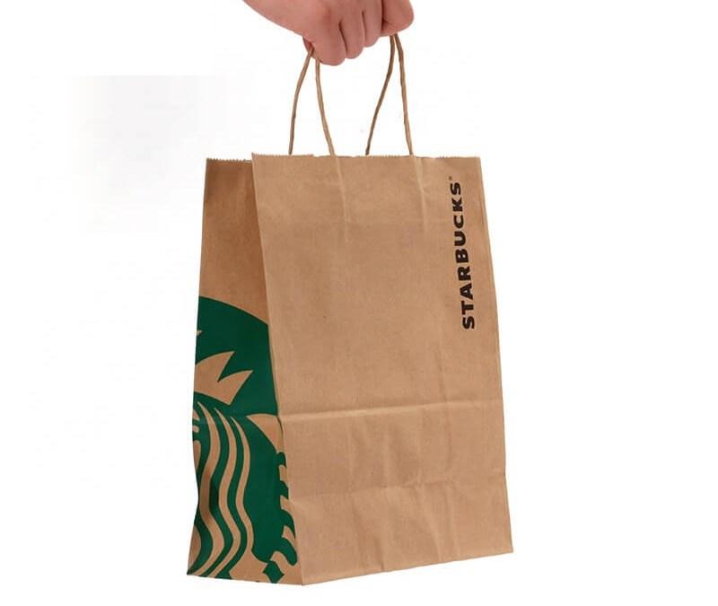 3 lĩnh vực kinh doanh nên sử dụng túi giấy kraft chất lượng giá thành rẻ