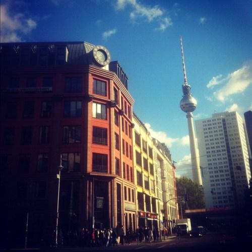 Berlin-oktober
