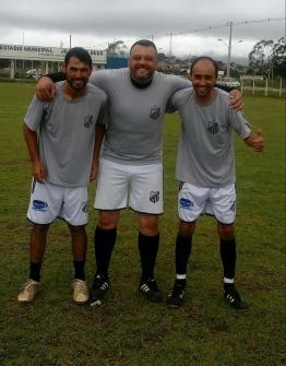 Guego, Gabriel e Marcinho