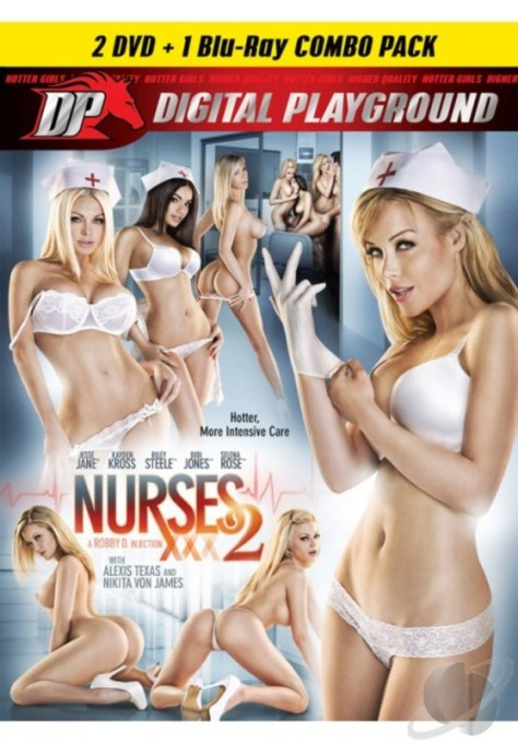 Nurses #2 Pornography DVD