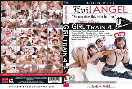 Girl Train 4 Porn DVD Image