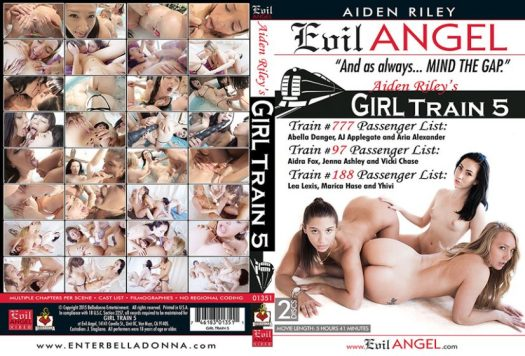 Girl Train 5 Porn DVD Image
