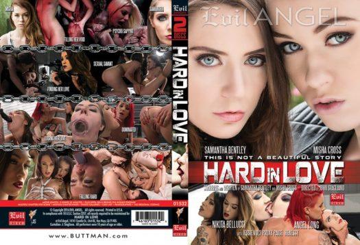 Hard in Love Porn DVD Image