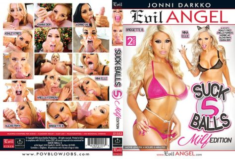 Suck Balls 5 Porn DVD Image