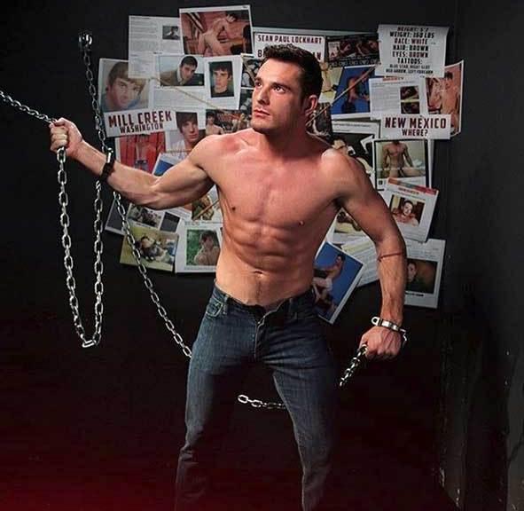 Brent Corrigan Gay Adult Movie Photo