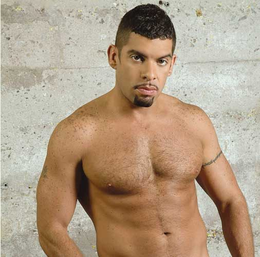 Mario Ortiz Porn Actor Photo