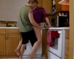 Kitchen Dry Humping