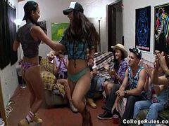 Xvideos novinhas fazendo uma festinha selvagem regrada de muita putaria boa que rola no meio da sala mesmo