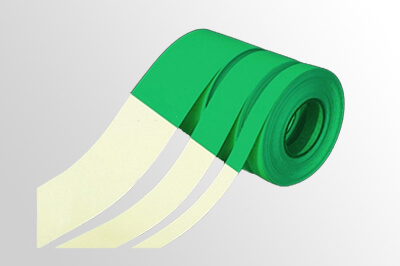 Luminescent Films glow in the dark safety tape