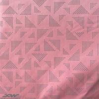 printing reflective fabric triangle