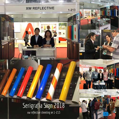Serigrafia Sign 2018 XW Reflective