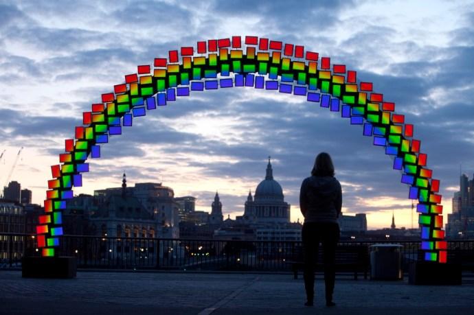 Midnight Rainbow 7