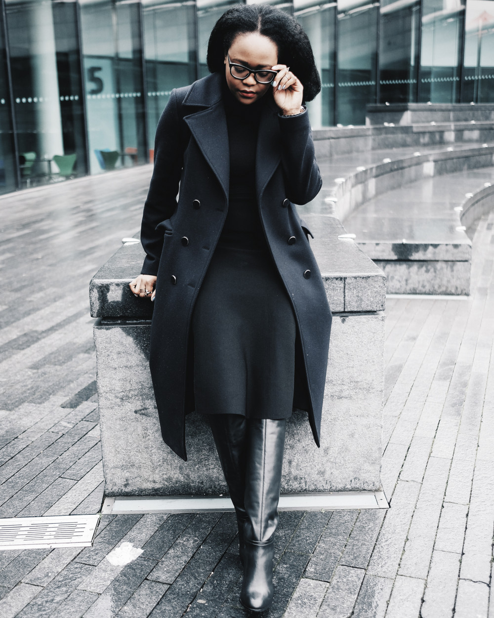 london fashion bloggers, iamnrc, reiss coat, uk fashion blogger