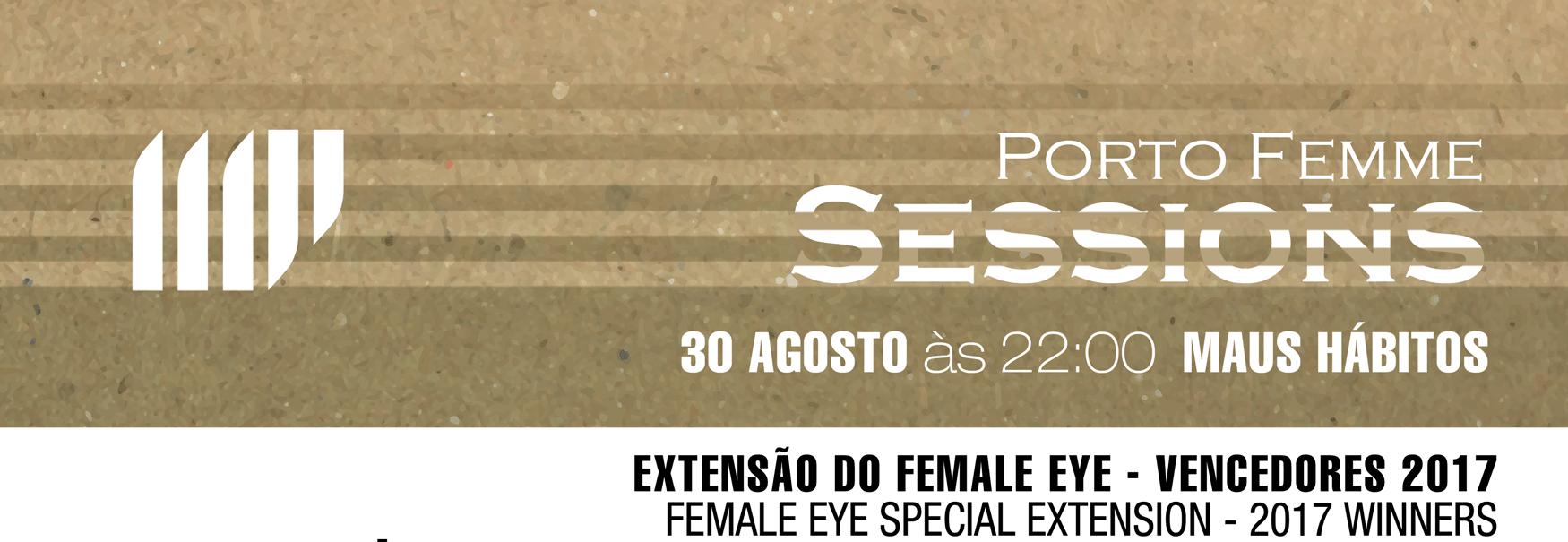 PORTO FEMME SESSIONS #3