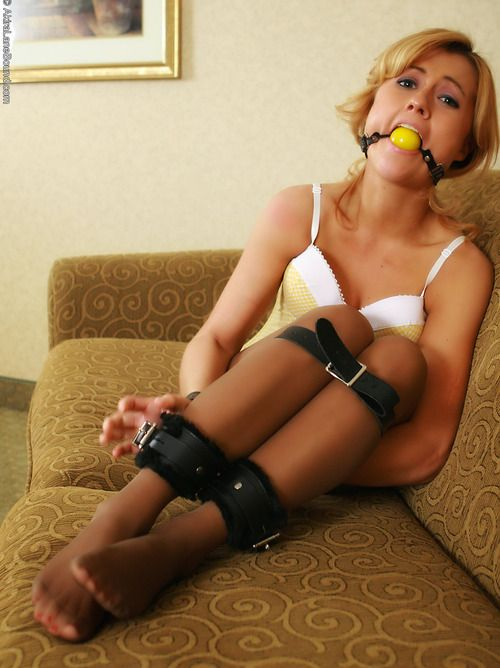 bound and gagged women tumblr