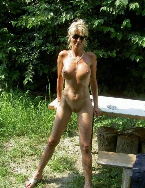 tumblr nude outside