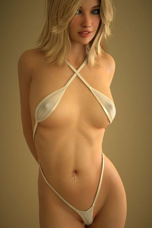 nude bikini tumblr