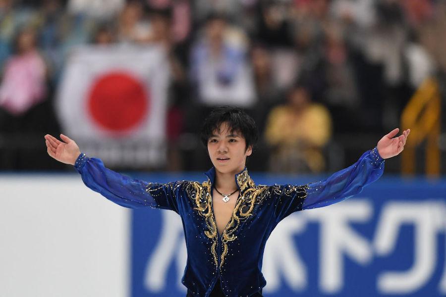 王者たちの異常で宇野昌磨に米脚光「疑いなく、この秋のNO1になる存在」