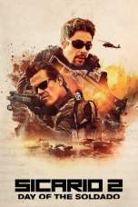 Sicario: Day of the Soldado (2018) BluRay 480p & 720p Movie Download