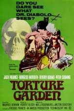 Torture Garden (1967) BDRip Free HD Movie Download