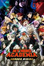 My Hero Academia: Heroes Rising (2019) BluRay 480p & 720p Full Movie Download
