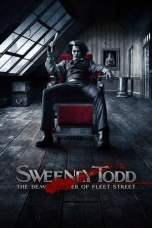 Sweeney Todd: The Demon Barber of Fleet Street (2007) BluRay