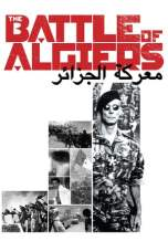 The Battle of Algiers (1966) BluRay 480p, 720p & 1080p Movie Download