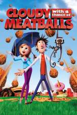 Cloudy with a Chance of Meatballs (2009) BluRay 480p, 720p & 1080p Movie Download