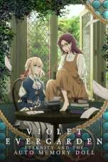 Violet Evergarden: Eternity and the Auto Memories Doll (2019) BluRay 480p, 720p & 1080p