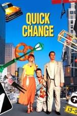 Quick Change (1990) WEBRip 480p, 720p & 1080p Movie Download