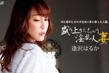 An Exciting Slut Haruka Aizawa