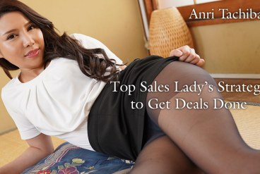 Anri Tachibana Top Sales Lady s Strategy to Get Deals Done