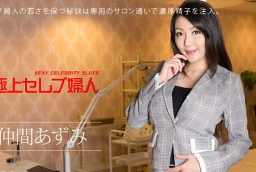 Celebrity Lady Vol 14 Azumi Nakama
