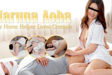 Haruna Aoba My Home Helper Loves Crempie