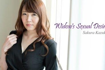 Sakura Kazuki Widow s Sexual Desire