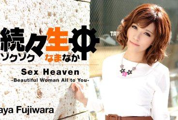 Saya Fujiwara Sex Heaven -Beautiful Woman All to You