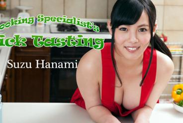 Suzu Hanami Cooking Specialist s Dick Tasting