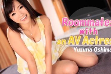 Yuzuna Oshima Roommates with an AV Actress