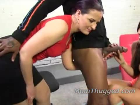 Mother Daughter And Big Black Cock Take Each Other On Xxxbunker Com Porn Tube
