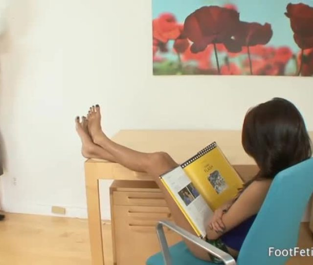 Janice Griffith Foot Thumbnail Number 1