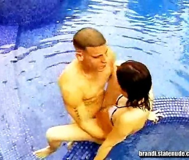 Teen Sex In Swimming Pool Thumbnail Number