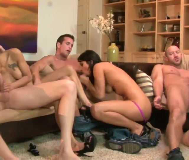 Three Pornstar Couples Throwing A Swinging Party Xxxbunker Com Porn Tube