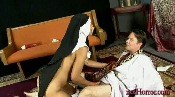 Nuns priest torture girl and