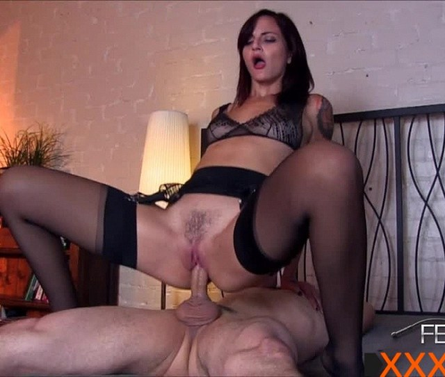 This Ends In Blue Balls Femdomempire  Phoenix Aksani Sex Tease And Denial