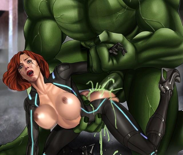 Black Widow Hulk