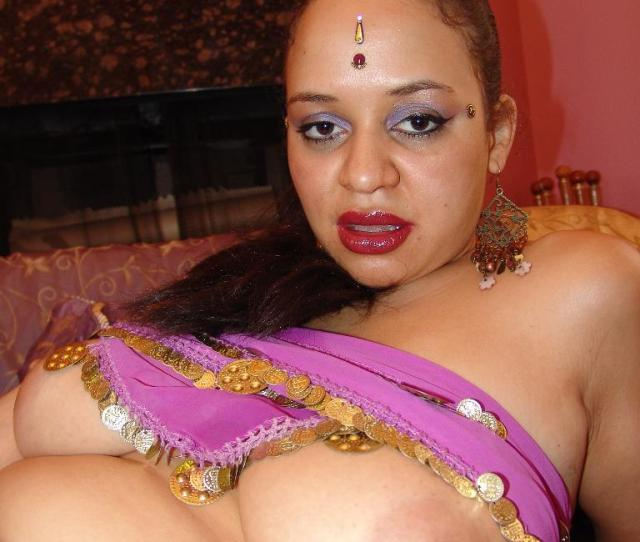Big Tit Indian Lasmi Pulls On Her Erect Nip Dessert Picture 1