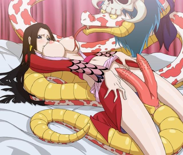 Boa Hancock Hentai One Piece Boa Hancock Hentai
