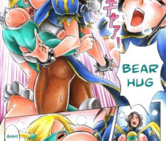 Chun Li Rainbow Mika Street Fighter Porn Comics