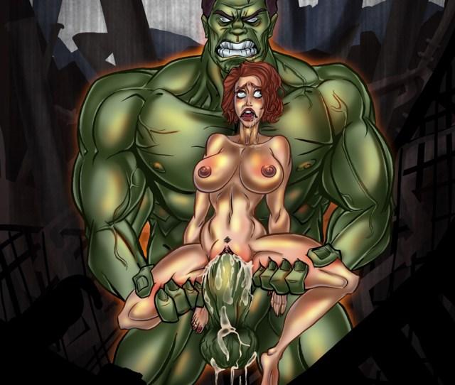 Fucked Silly Hulk Black Widow Nude Porn Pics Superheroes